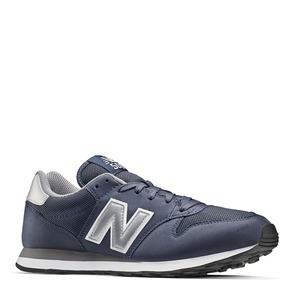 Scarpe New Balance uomo new-balance, blu, 809-9400 - 13