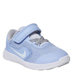 Sneakers da bambino nike, bianco, 109-1149 - 13