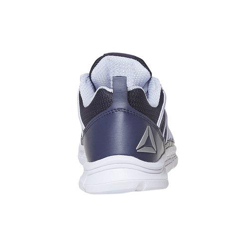 Sneakers sportive da donna reebok, blu, 509-9918 - 17