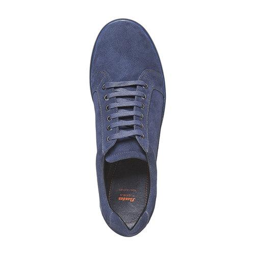 Sneakers blu da uomo flexible, blu, 843-9709 - 19