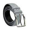 Cintura da uomo in pelle scamosciata bata, grigio, 954-2120 - 13