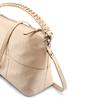 Hobo bag in pelle bata, beige, 964-1121 - 15