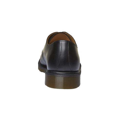 Scarpe basse Dr. Martens da uomo in pelle dr-martens, nero, 824-6255 - 17