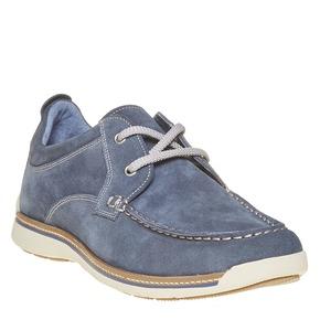 Sneakers informali da uomo bata, blu, 843-9297 - 13