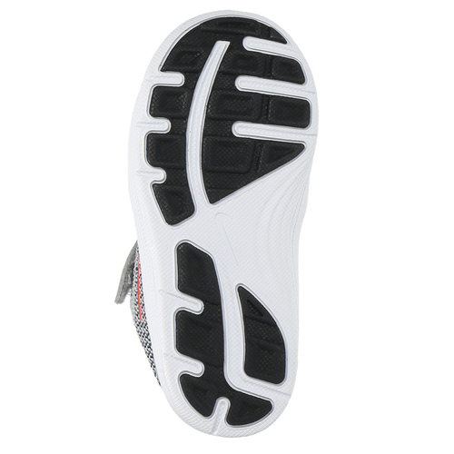 Sneakers da bambino con chiusura a velcro nike, grigio, 109-2149 - 26