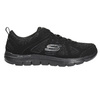 Sneakers con memory foam skechers, nero, 509-6963 - 15