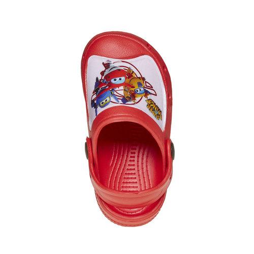 Sandali rossi da bambino, rosso, 272-5143 - 19