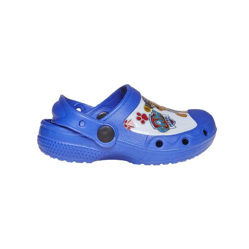 Sandali blu da bambino con stampa, blu, 272-9151 - 15