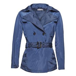 Trench blu da donna bata, viola, 979-9205 - 13
