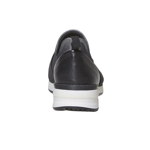 Sneakers da donna senza lacci flexible, bianco, 519-1334 - 17