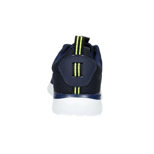 Sneakers sportive da uomo adidas, blu, 809-9171 - 17