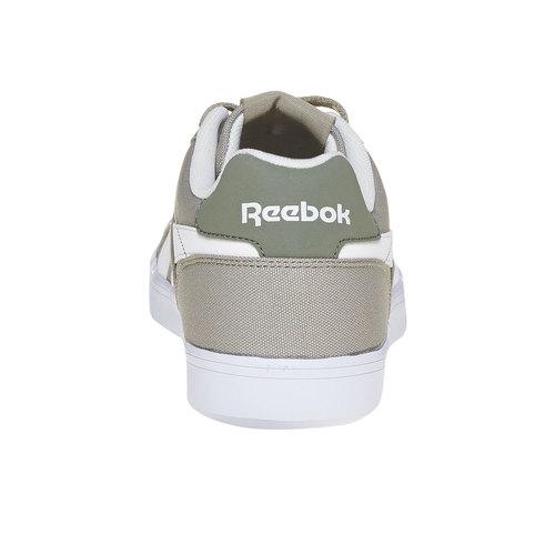 Sneakers informali da uomo reebok, verde, 889-7199 - 17