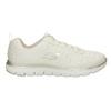 Sneakers con memory foam skechers, bianco, 509-1965 - 15