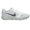 Sneakers bianche sportive da uomo nike, bianco, 809-1149 - 15