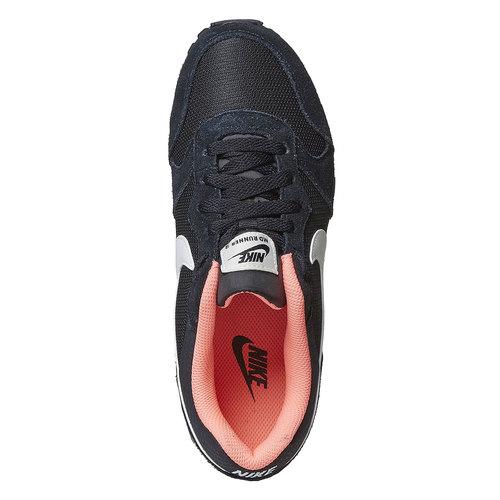 Sneakers sportive da donna nike, nero, 509-6970 - 19