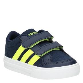 Sneakers da ragazzo con chiusure a velcro adidas, blu, 189-8119 - 13