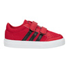 Sneakers rosse con chiusure a velcro adidas, rosso, 189-5119 - 15