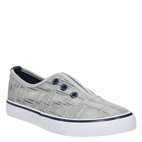 Slip-on grigie da bambino north-star, 319-2154 - 13