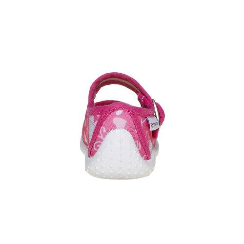 Ballerine rosa da bimba superga, rosa, 169-5131 - 17