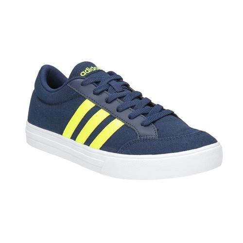 Sneakers blu da ragazzo adidas, blu, 489-8119 - 13