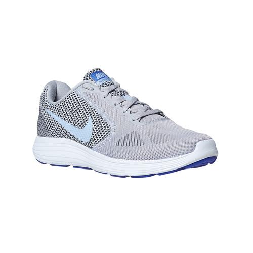 Sneakers sportive da donna nike, grigio, 509-9149 - 13