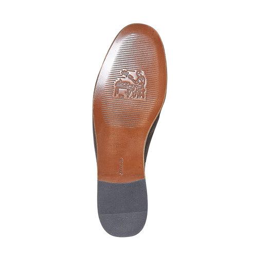 Mocassini da uomo in pelle bata-the-shoemaker, marrone, 853-4269 - 26