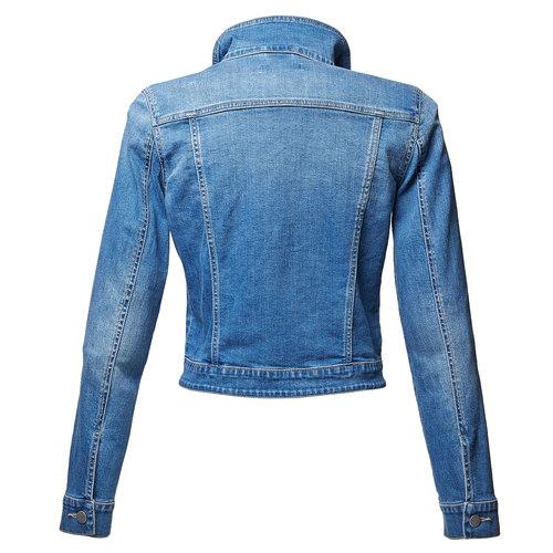 Giacca di jeans da donna bata, blu, 979-9115 - 26
