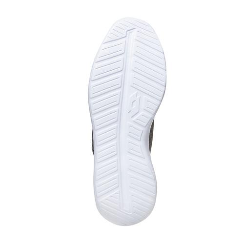 Sneakers da uomo con suola appariscente lotto, grigio, 809-2146 - 26