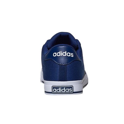 Sneakers casual blu adidas, blu, 889-9236 - 17