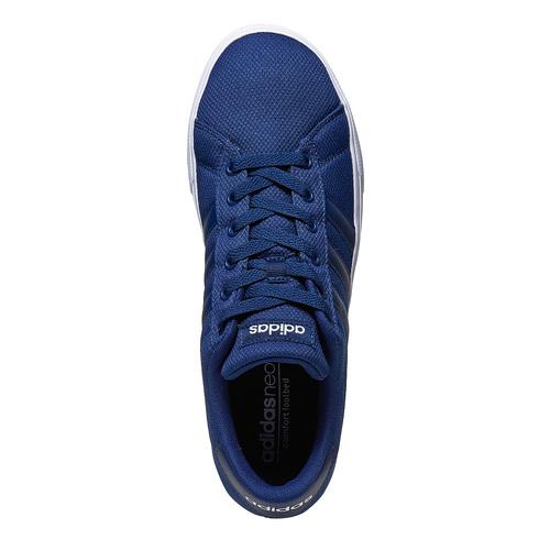 Sneakers casual blu adidas, blu, 889-9236 - 19