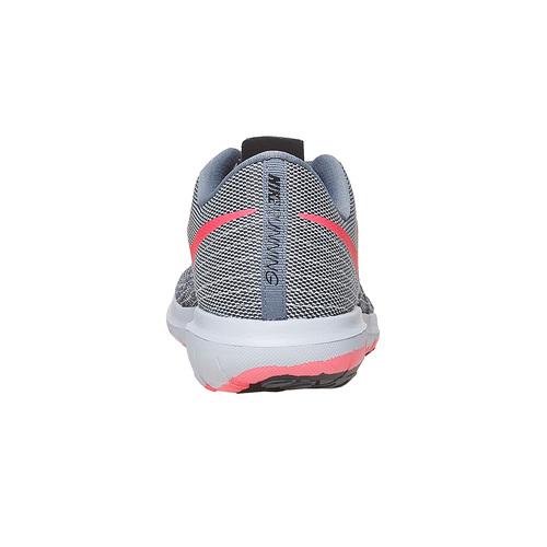 Sneakers sportive da donna nike, rosso, 509-5971 - 17