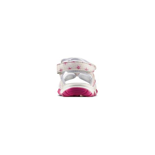 Sandali da bimba mini-b, bianco, 261-1192 - 15