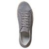 Sneakers in pelle con suola in iuta bata, 853-2317 - 19