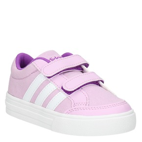 Sneakers viola da bambino adidas, viola, 189-9119 - 13