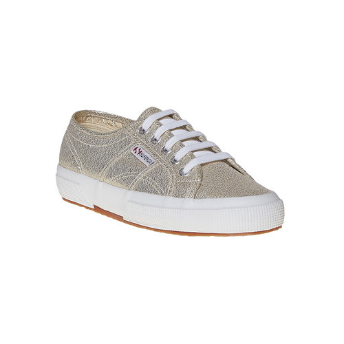 Sneakers dorate da donna superga, oro, 589-8187 - 13