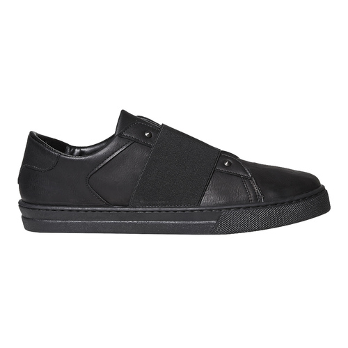 Sneakers nere da uomo north-star, nero, 831-6137 - 15