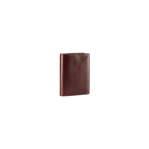 Portafoglio compatto da uomo bata, marrone, 944-4121 - 13