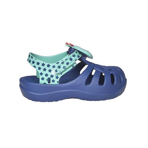 Sandali blu da bambino ipanema, blu, 172-9117 - 15