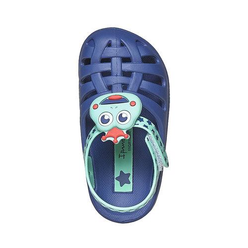 Sandali blu da bambino ipanema, blu, 172-9117 - 16