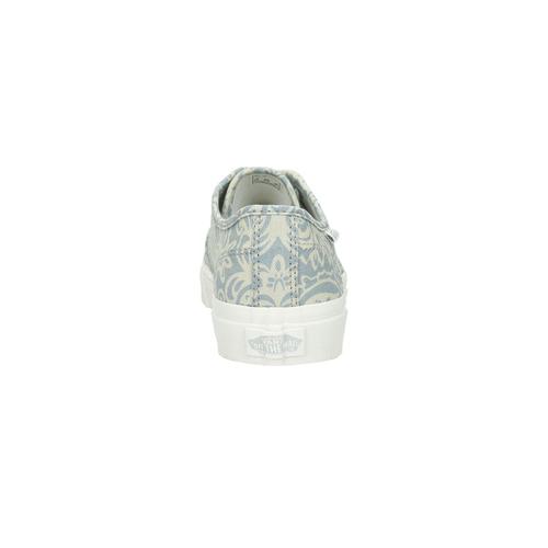 Sport shoe  vans, blu, 589-9213 - 17
