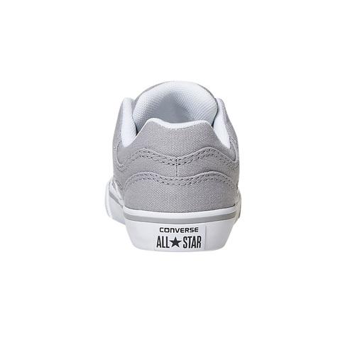 Sneakers grigie da bambino converse, grigio, 389-2259 - 17