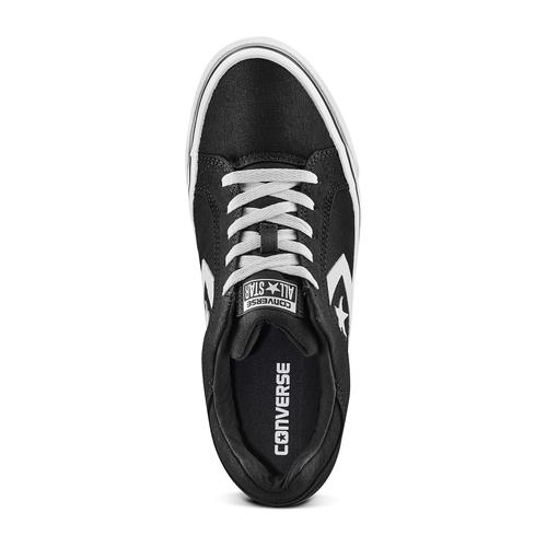 Sneakers da uomo converse, nero, 889-6259 - 17