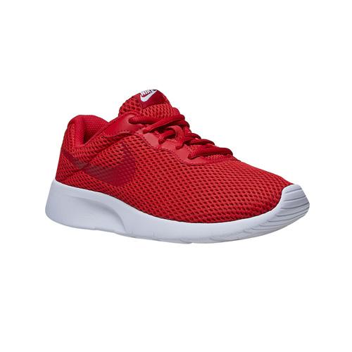 Sneakers rosse sportive nike, rosso, 409-5458 - 13