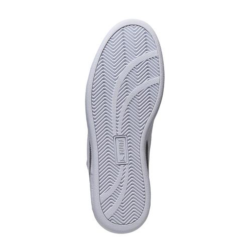 Sneakers grigie da uomo puma, grigio, 889-2220 - 26