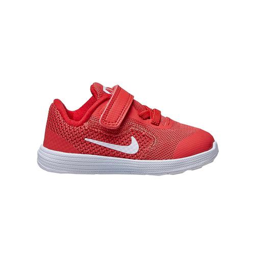 Sneakers rosse da bambino nike, rosso, 109-5249 - 15