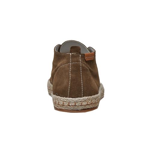 Desert Boots in pelle bata, verde, 853-7321 - 17