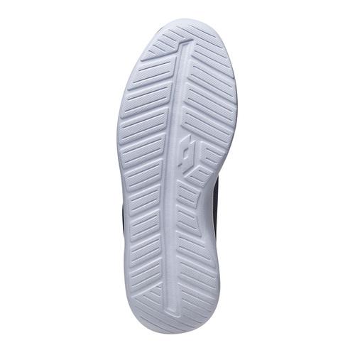 Scarpe sportive da donna lotto, blu, 509-9952 - 26