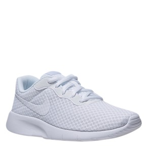 Sneakers bianche da ragazzo nike, bianco, 409-1458 - 13