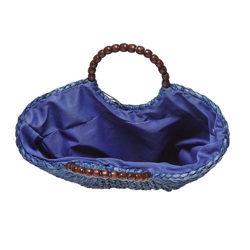 Borsetta blu da donna bata, viola, 969-9410 - 15