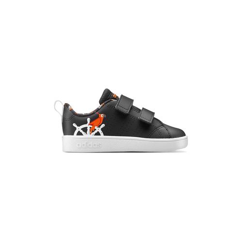 Adidas bimbi adidas, nero, 101-6133 - 26